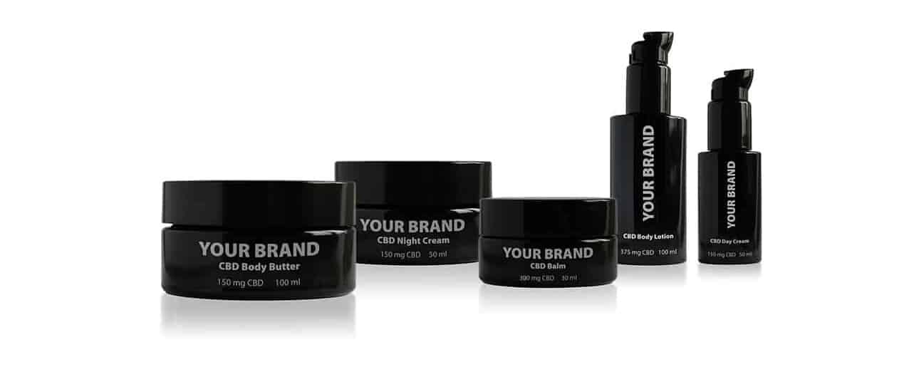 CBD Cosmetics Essentia Pura, Cream, Balm, Butter, Lotion